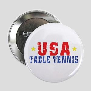 USA Table Tennis Button