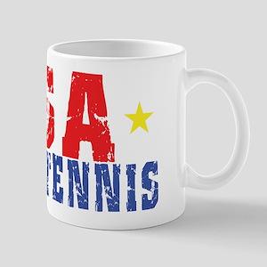 USA Table Tennis Mug