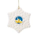 STC WDCB Snowflake Ornament