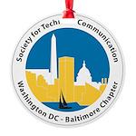 STC WDCB Round Ornament