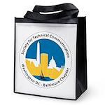 STC WDCB Reusable Grocery Tote Bag