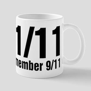 We Remember 9/11 Mug