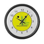 Autistic Spectrum Large Wall Clock