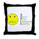 Autistic Spectrum Throw Pillow
