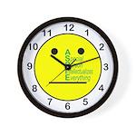 Autistic Spectrum Wall Clock
