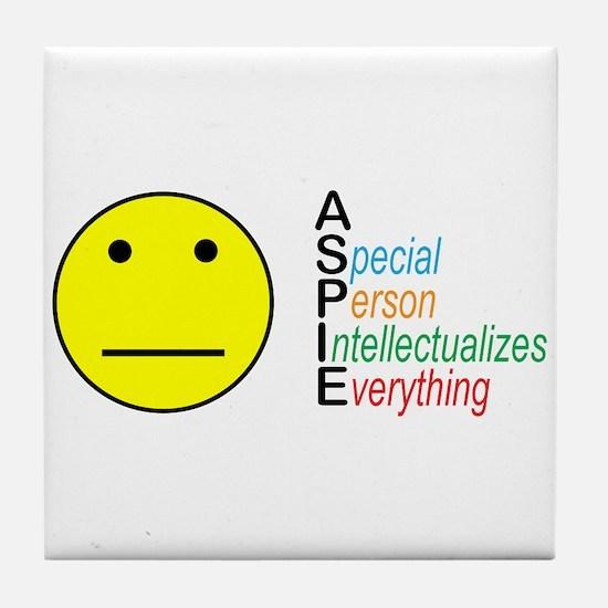 Autistic Spectrum Tile Coaster