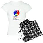 Autistic Spectrum Women's Light Pajamas