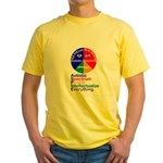 Autistic Spectrum Yellow T-Shirt