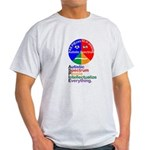 Autistic Spectrum Light T-Shirt