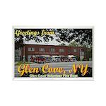 Glen Cove Fridge Magnet
