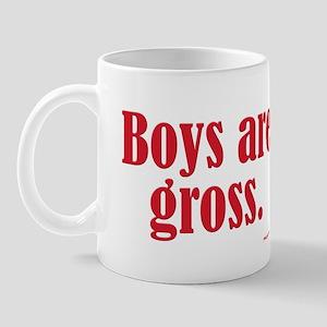 Boys Are Gross Mug