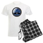 Voltmeter Men's Light Pajamas