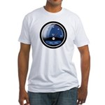 Voltmeter Fitted T-Shirt