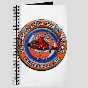 USCG Life Ring-Helo Journal