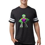 Hypno Monster Mens Football Shirt T-Shirt
