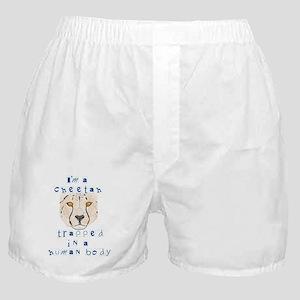 I'm a Cheetah Boxer Shorts