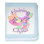 Huining China baby blanket