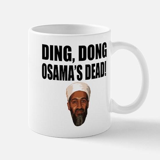 Ding Dong Osama's Dead Mug