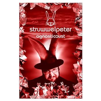 Struwwelpeter - 'Agnosticaust' Poster (1 of 3)