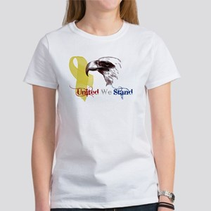 3D United We Stand Women's T-Shirt