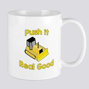 Push it Good. Mugs