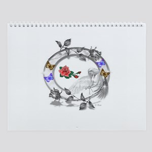 Into The Eyes Of Love Wall Calendar