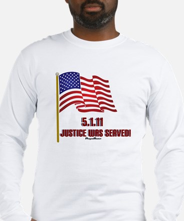 5.1.11 Justice Long Sleeve T-Shirt