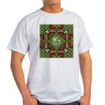 Celtic Dragon Labyrinth Light T-Shirt