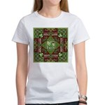Celtic Dragon Labyrinth Women's T-Shirt