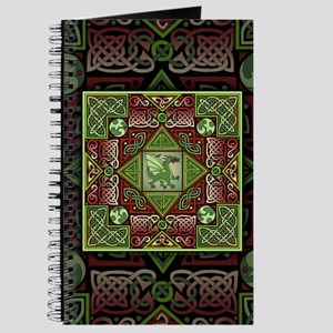 Celtic Dragon Labyrinth Journal