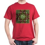 Celtic Dragon Labyrinth Dark T-Shirt