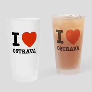 OSTRAVA DESIGN Drinking Glass