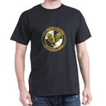 Minuteman Border Patrol Black T-Shirt