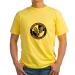 Minuteman Border Patrol Yellow T-Shirt