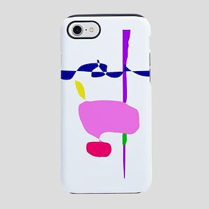A Pink Fruit iPhone 7 Tough Case