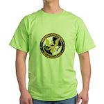 Minuteman Border Patrol Green T-Shirt