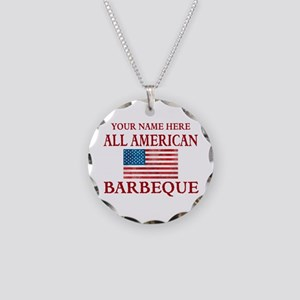 All American BBQ Necklace