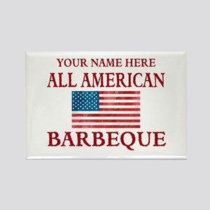 All American BBQ Magnets