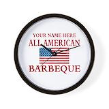 Barbeque Basic Clocks
