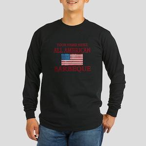 All American BBQ Long Sleeve T-Shirt