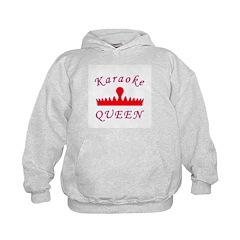 Karaoke Queen Hoodie