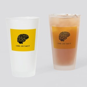 USE IT OR LOSE IT Drinking Glass