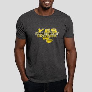 Right Bathroom Dark T-Shirt