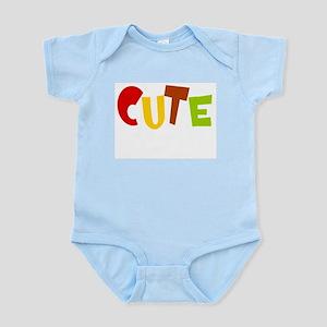 Infant Creeper - Cute