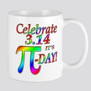 Celebrate Pi Day Mugs