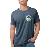STC WDCB Mens Tri-blend T-Shirt