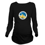 STC WDCB Long Sleeve Maternity T-Shirt