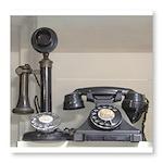 Vintage bakelite candlestick telephone Photo Wall