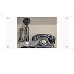 Vintage bakelite candlestick telephone Banner