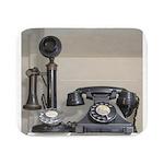 Vintage bakelite candlestick telephone Sherpa Flee